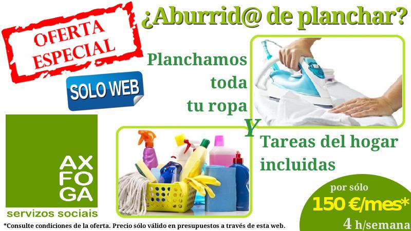 Anuncio Oferta limpieza 4h/semana